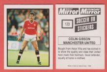 Manchester United Colin Gibson